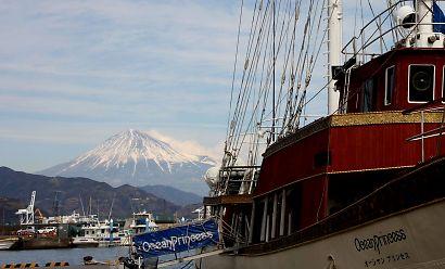 静岡市四季の富士-6