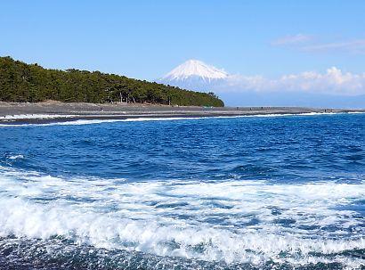 静岡市四季の富士-7