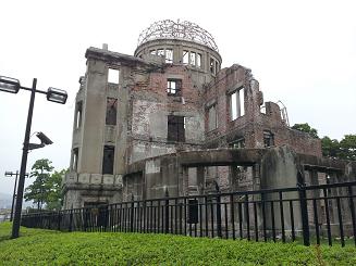 原爆ドーム大