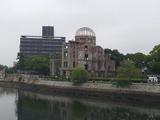 原爆ドーム小
