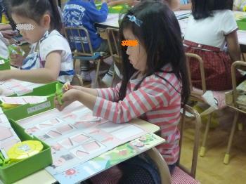 保育参観201206