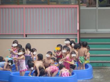 プール2012②
