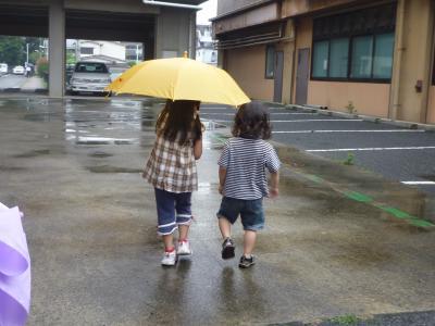雨の日2012