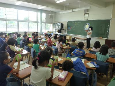 学校公開201207