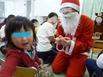 すくすくクリスマス③