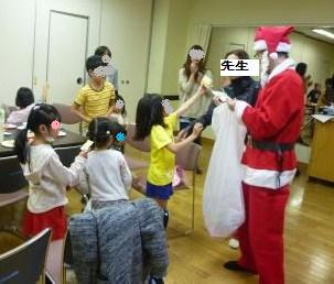 バレエクリスマス会2012①