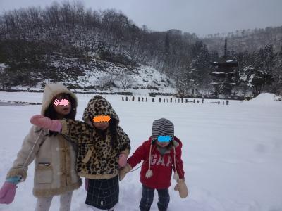 初詣2013②