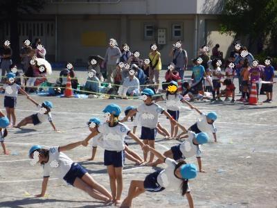 幼稚園運動会2013⑤
