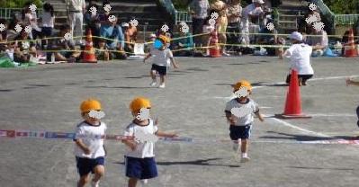 幼稚園運動会2013③