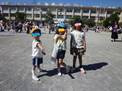 幼稚園運動会2013⑪