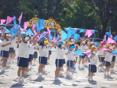 幼稚園運動会2013⑩