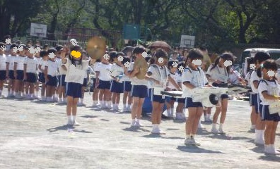 幼稚園運動会2013⑨