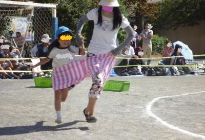 幼稚園運動会2013⑧