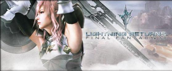 ライトニング リターンズ ファイナルファンタジーXIII ロゴ