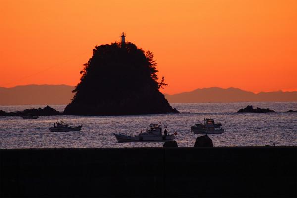 日の出 写真 2013/09/15~09/23