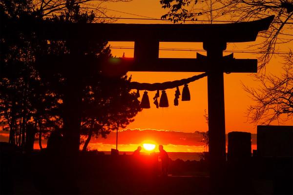 日の出 写真 2013/10/21
