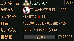 あと10%