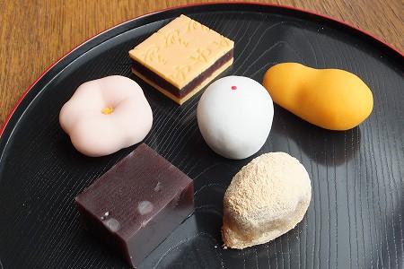 半生菓子2