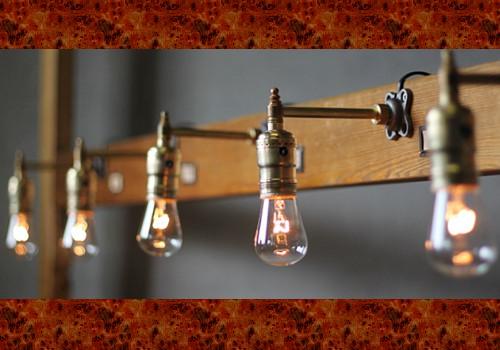USAヴィンテージLEVITONソケット真鍮ブラケット/アンティーク工業系壁掛ライト/関西 神戸 大阪 芦屋 照明 輸入 販売 修理 店舗設計 照明計画 ライティング