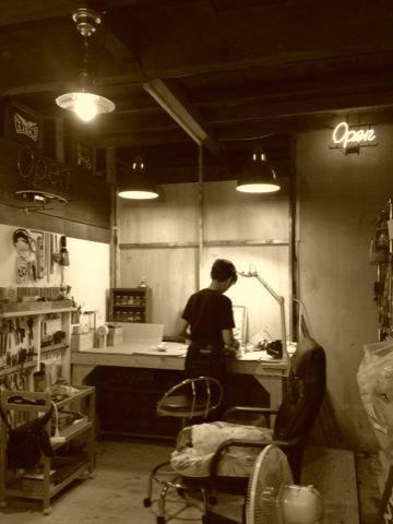 アメリカンアンティークランプ&ヴィンテージライト 照明 神戸 関西 大阪 芦屋 修理 輸入 販売 店舗設計 建築 デザイン 照明計画