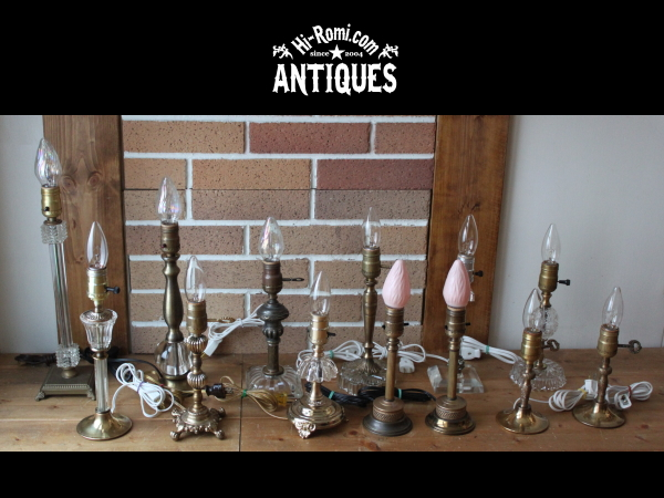 vinntage table lamps ヴィンテージ テーブルランプ 20120519-4