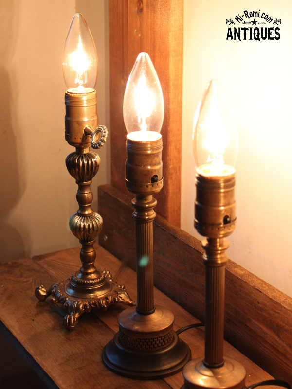 vinntage table lamps ヴィンテージ テーブルランプ 20120519-3
