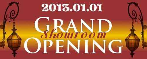 Hi-Romi.com ハイロミドットコム グランドオープン 2013.01.01 OPEN