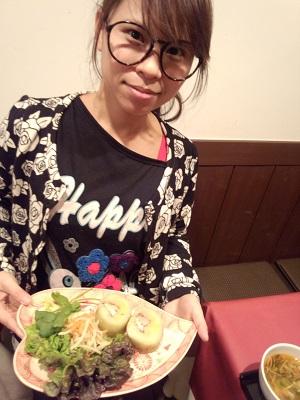 ベトナム料理店 001