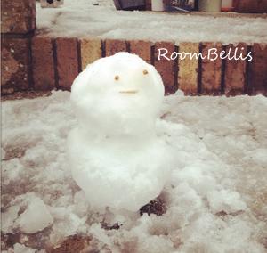 201402 雪だるま
