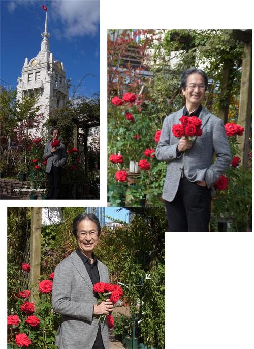 有島薫先生 今週、趣味の園芸出演します