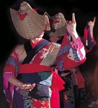 西馬音内盆踊り