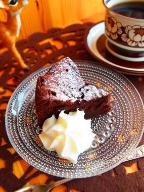 gateau classique au chocolat × kastehelmi