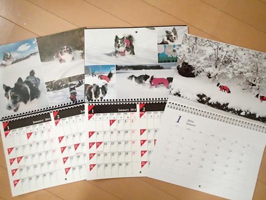 2014オリジナルカレンダー