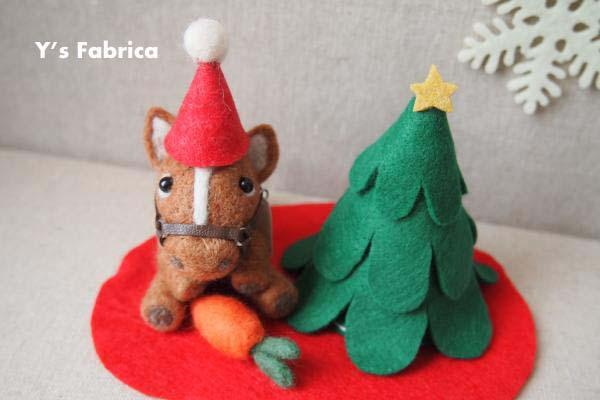 馬作品の特別Ver.「クリスマス」 Ver.3