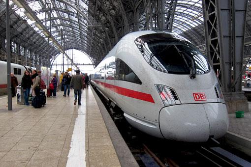 ドイツ新幹線
