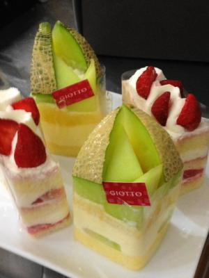 giotto ケーキ1