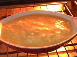 ダブル長芋の卵グラタン3