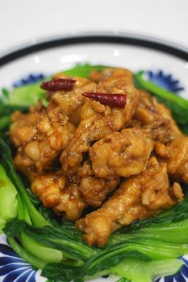 鶏手羽元の中華風さっぱり煮