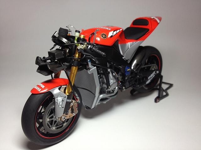 YZR-M1 エンジン写真 006DUCATI