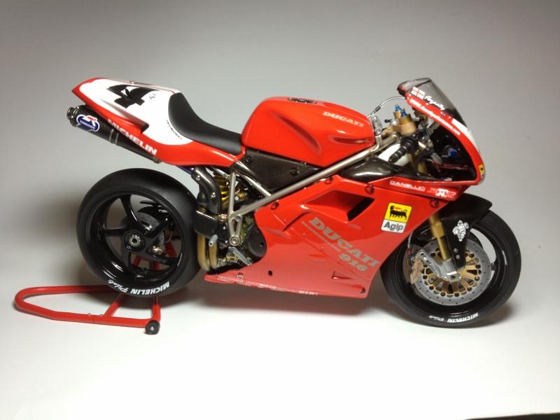 916レーサー完成1
