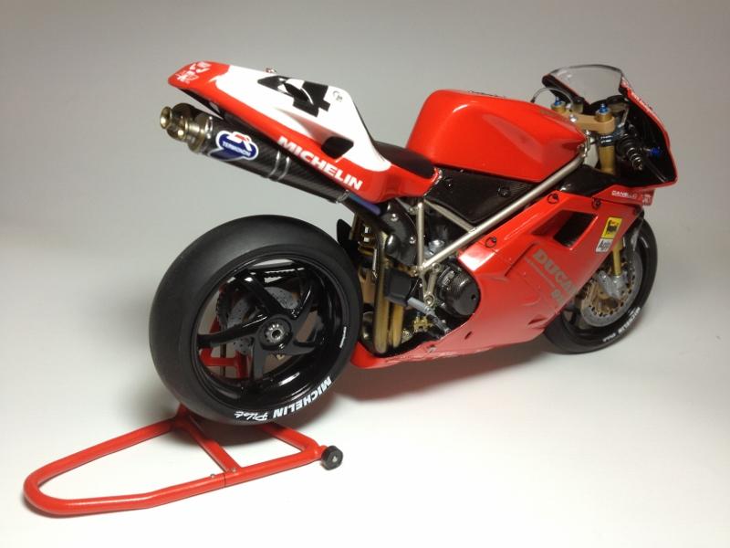 916レーサー完成5