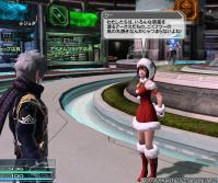 シーさん(クリスマスver)