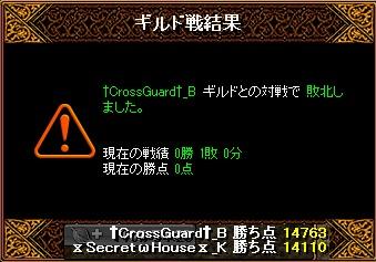 †CrossGuard†戦