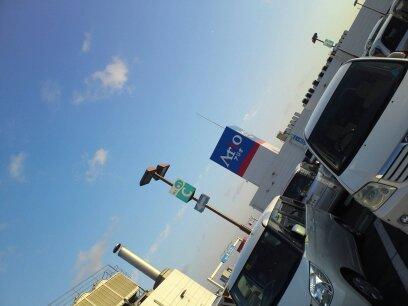 アリオ駐車場