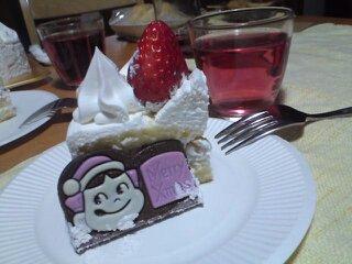 Xmasuケーキ