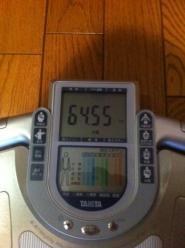 体重0703