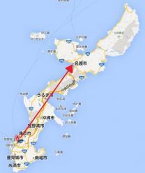 沖縄県地図1