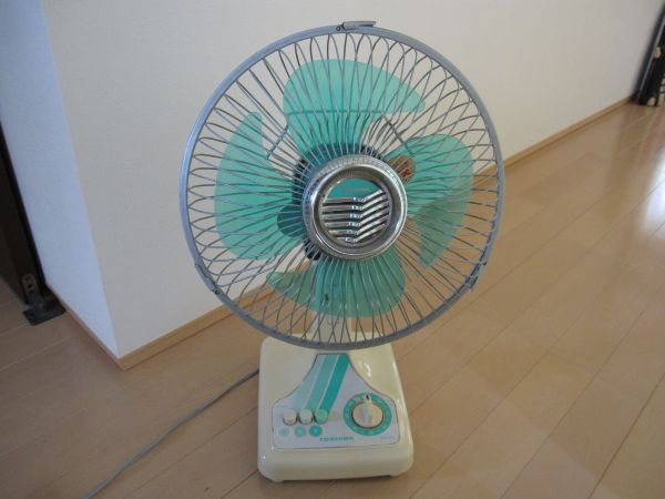 1986年製扇風機