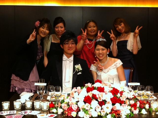 さっちゃん結婚式