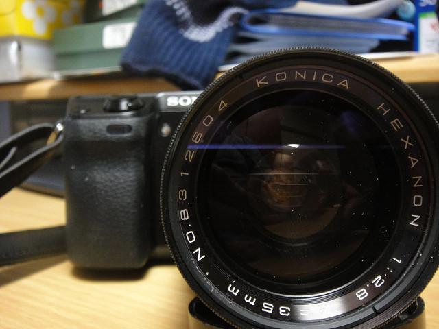 コニカ35